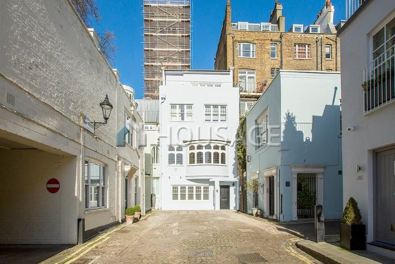 Дом в Лондоне, Великобритания, 210 м2 - фото 1