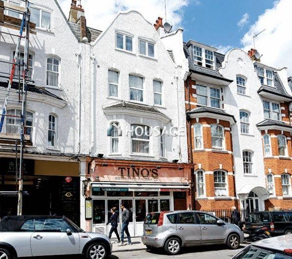 Доходный дом в Лондоне, Великобритания, 276 м2 - фото 1