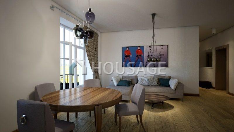 Квартира в Риге, Латвия, 84 м2 - фото 1