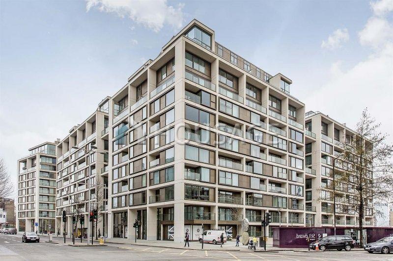 Квартира в Лондоне, Великобритания, 48 м2 - фото 1