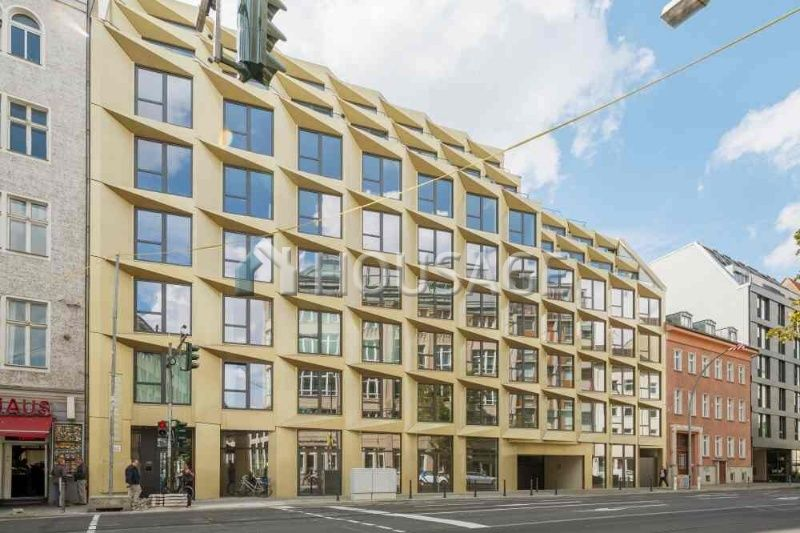 Квартира в Берлине, Германия, 73 м2 - фото 1