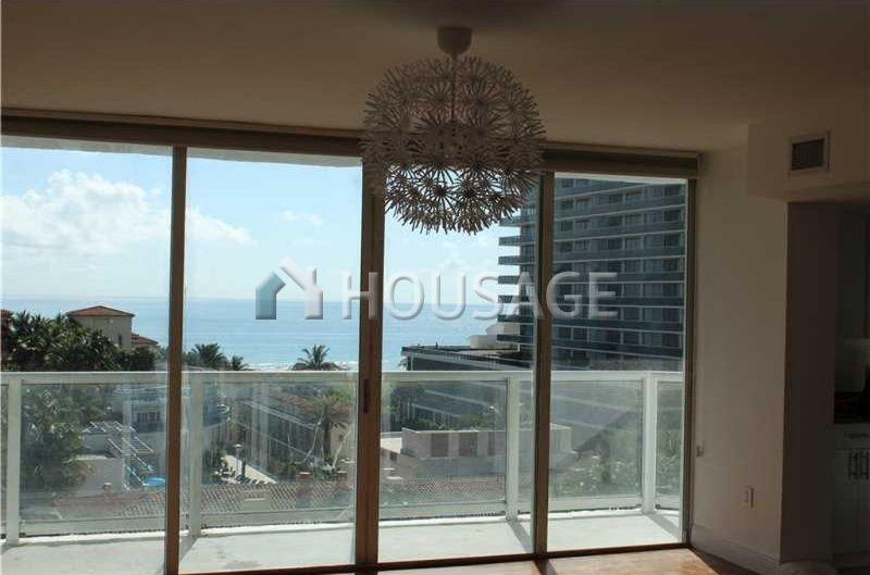 Квартира в Майами, США, 90 м2 - фото 1
