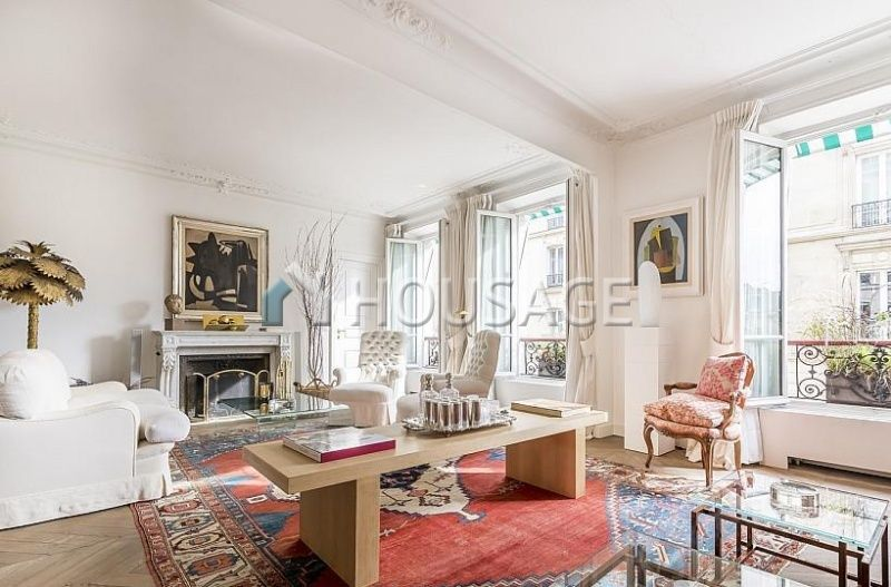 Квартира в Париже, Франция, 234 м2 - фото 1