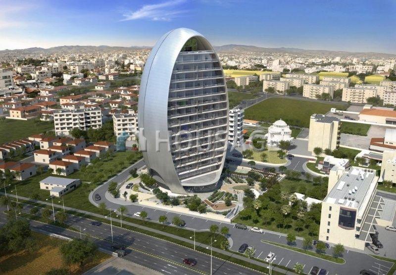Офис в Лимассоле, Кипр, 130 м2 - фото 1