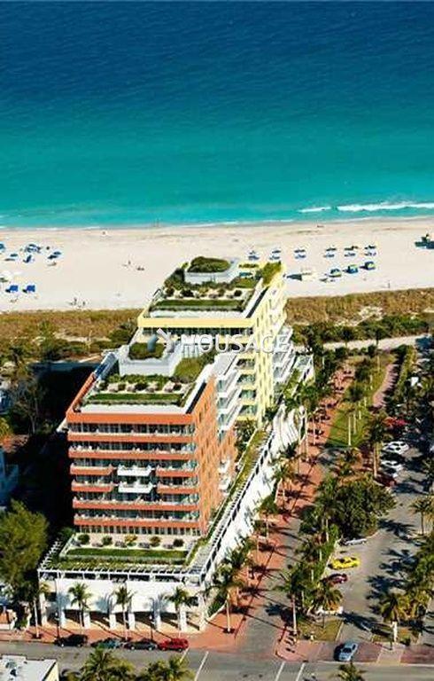 Квартира в Майами, США, 28 м2 - фото 1