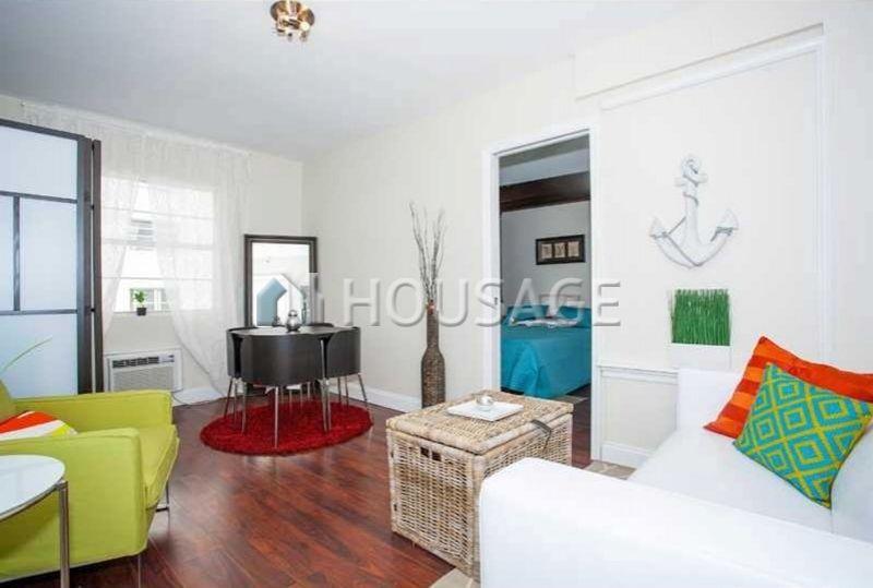 Квартира в Майами, США, 38 м2 - фото 1