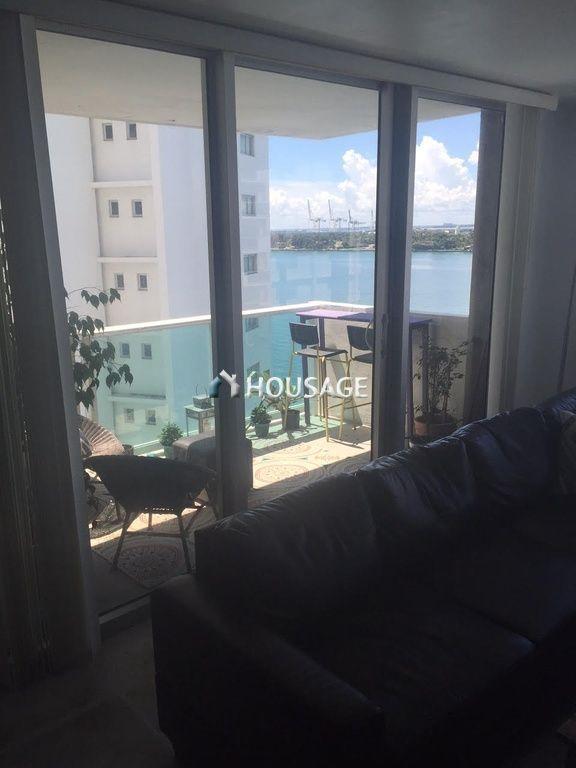 Квартира в Майами, США, 92 м2 - фото 1