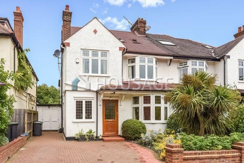 Дом в Лондоне, Великобритания, 220 м2 - фото 1