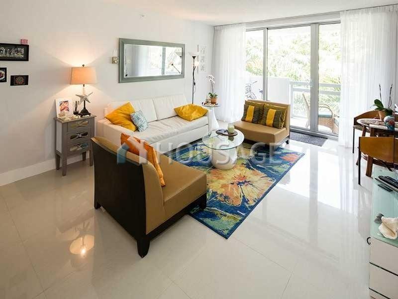 Квартира в Майами, США, 67 м2 - фото 1