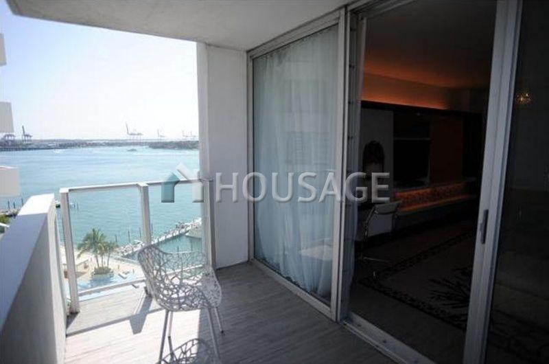 Квартира в Майами, США, 57 м2 - фото 1