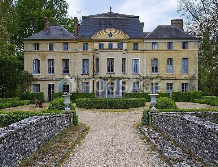 Дом в Париже, Франция, 1200 м2 - фото 1