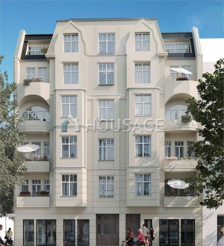 Квартира в Берлине, Германия, 89 м2 - фото 1