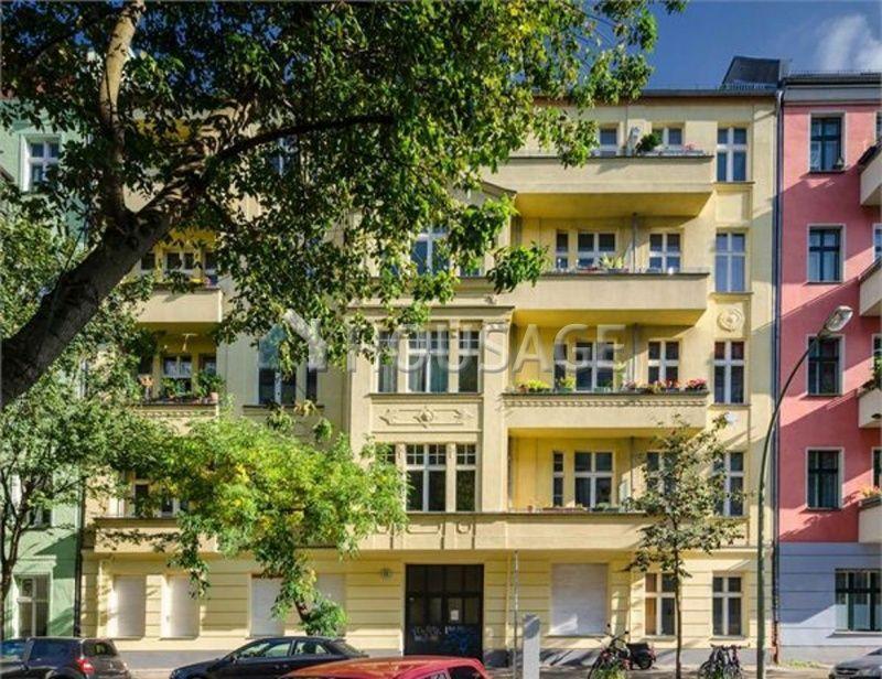 Квартира в Берлине, Германия, 72 м2 - фото 1