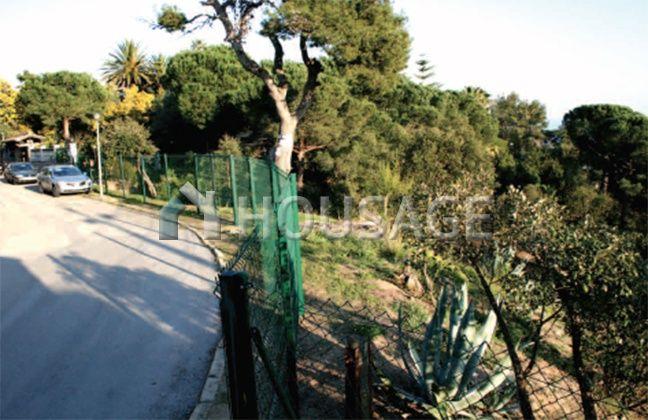 Земля Тосса де Мар, Испания, 2000 м2 - фото 1