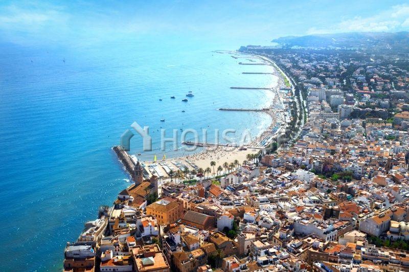 Земля Ситжес, Испания, 1000 м2 - фото 1