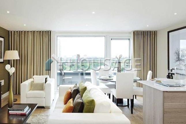 Квартира в Лондоне, Великобритания, 76 м2 - фото 1