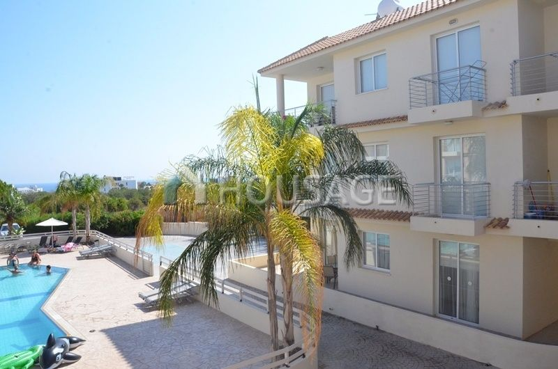 Квартира в Протарасе, Кипр, 86 м2 - фото 1