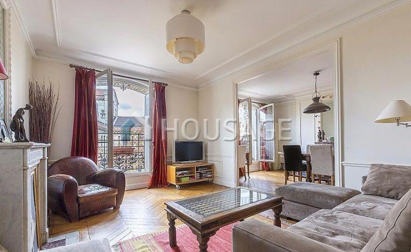 Квартира в Париже, Франция, 103 м2 - фото 1