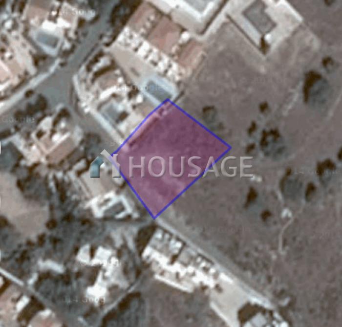 Земля в Пафосе, Кипр, 846 м2 - фото 1