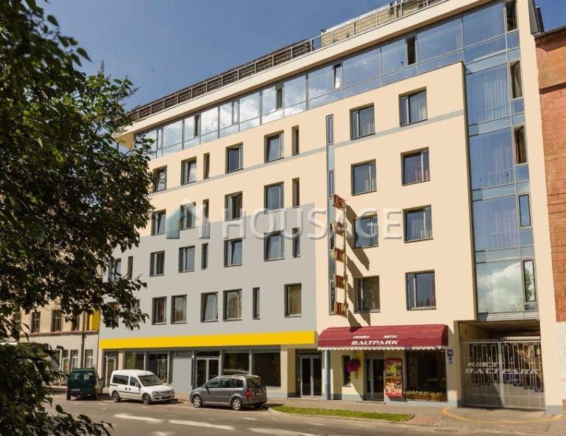 Отель, гостиница в Риге, Латвия, 2000 м2 - фото 1