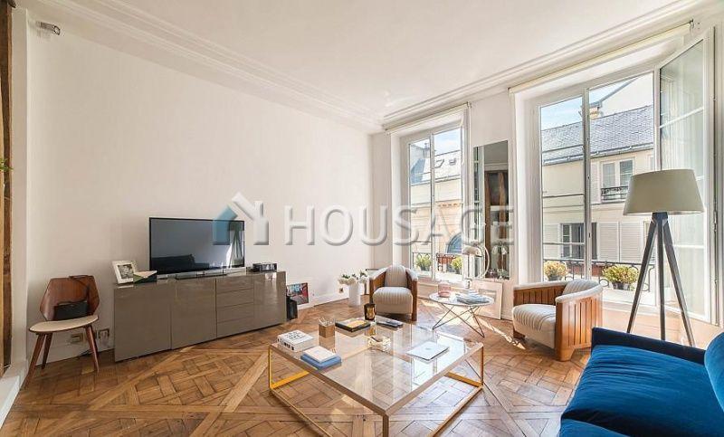 Квартира в Париже, Франция, 54 м2 - фото 1