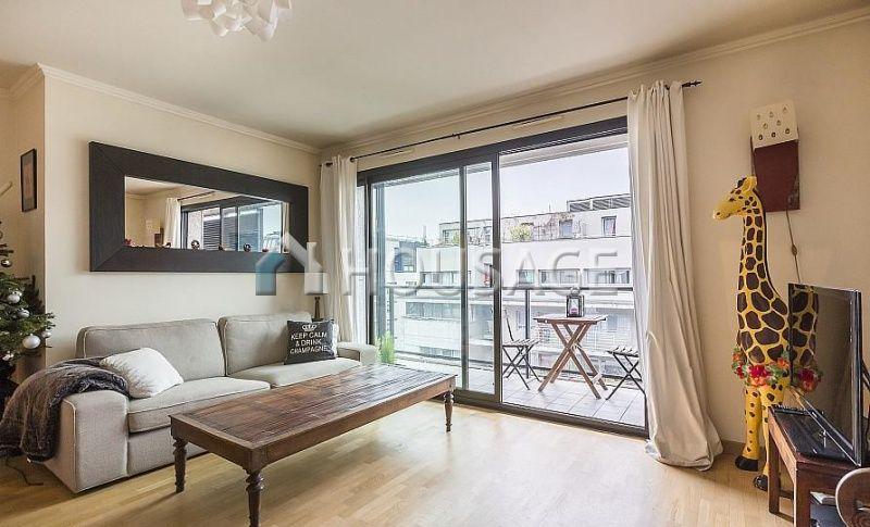 Квартира в Париже, Франция, 68 м2 - фото 1