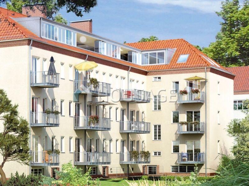Квартира в Берлине, Германия, 88 м2 - фото 1