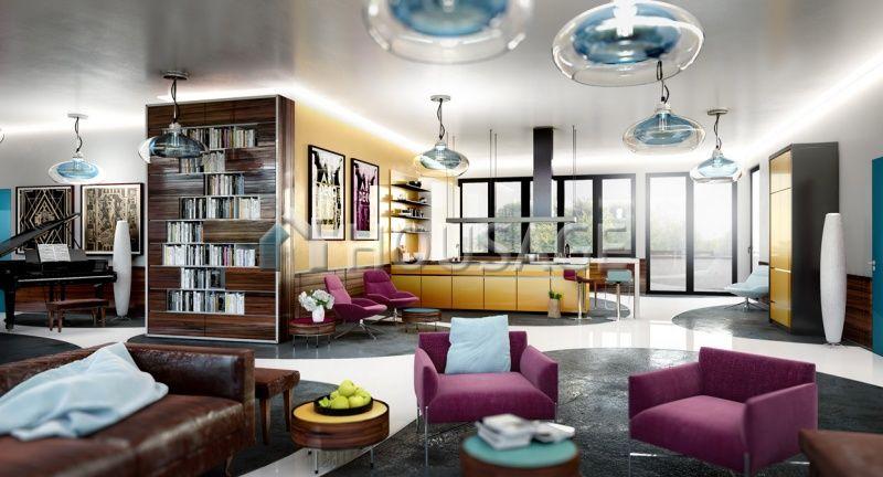 Квартира в Берлине, Германия, 100 м2 - фото 1
