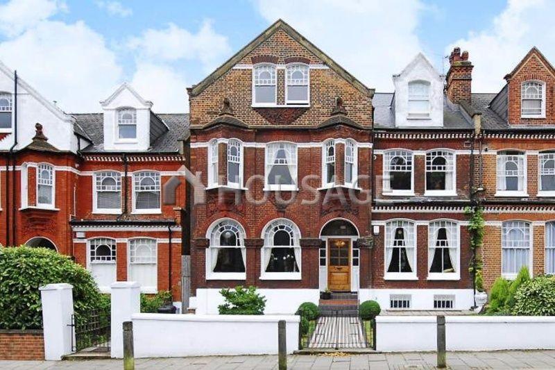 Таунхаус в Лондоне, Великобритания, 1110 м2 - фото 1