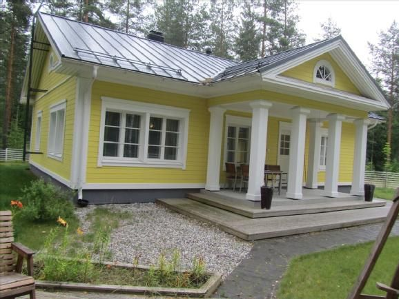 Дом в Пуумала, Финляндия, 107 м2 - фото 1