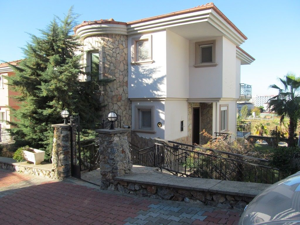 Вилла в Аланье, Турция, 230 м2 - фото 1