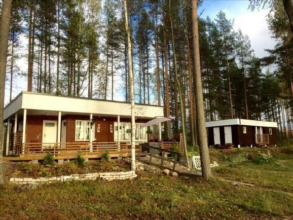Дом в Миккели, Финляндия, 3020 м2 - фото 1