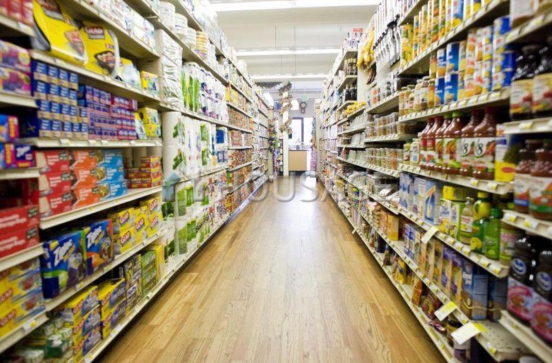 Магазин в Мадриде, Испания, 3446 м2 - фото 1