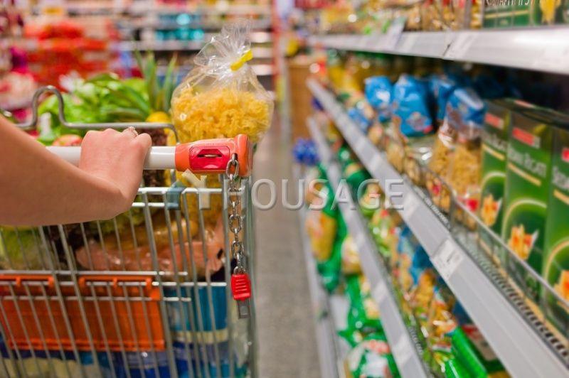 Магазин в Мадриде, Испания, 2902 м2 - фото 1