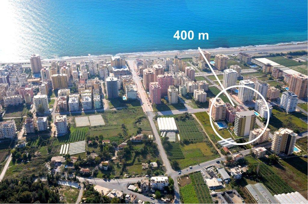 Квартира в Аланье, Турция, 75 м2 - фото 1