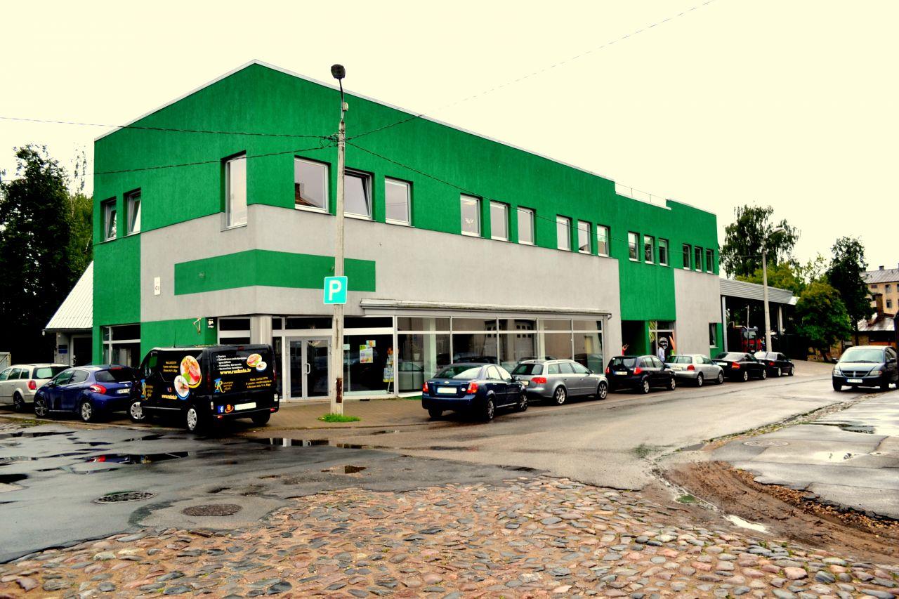 Доходный дом в Риге, Латвия, 4501.1 м2 - фото 1