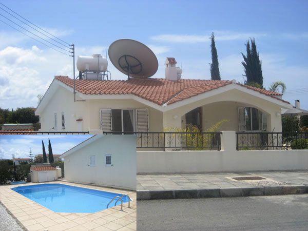Коттедж в Пафосе, Кипр, 500 м2 - фото 1