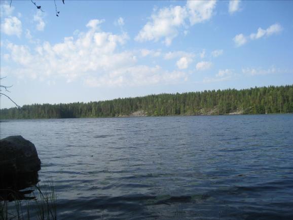 Земля в Миккели, Финляндия, 4830 м2 - фото 1