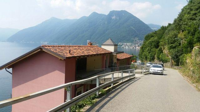 Апартаменты у озера Комо, Италия, 100 м2 - фото 1