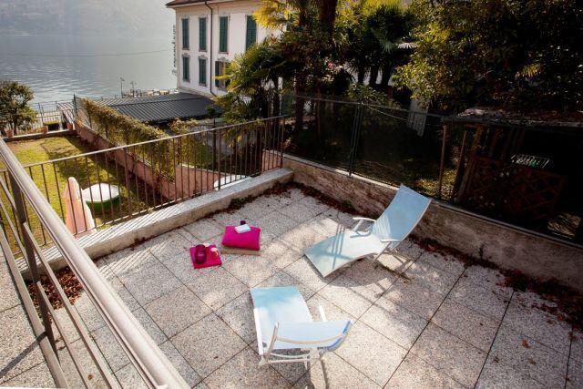 Апартаменты у озера Комо, Италия - фото 1