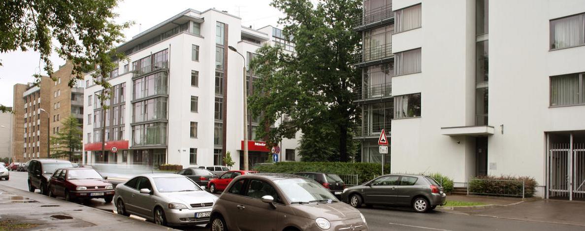Апартаменты в Риге, Латвия, 116 м2 - фото 1