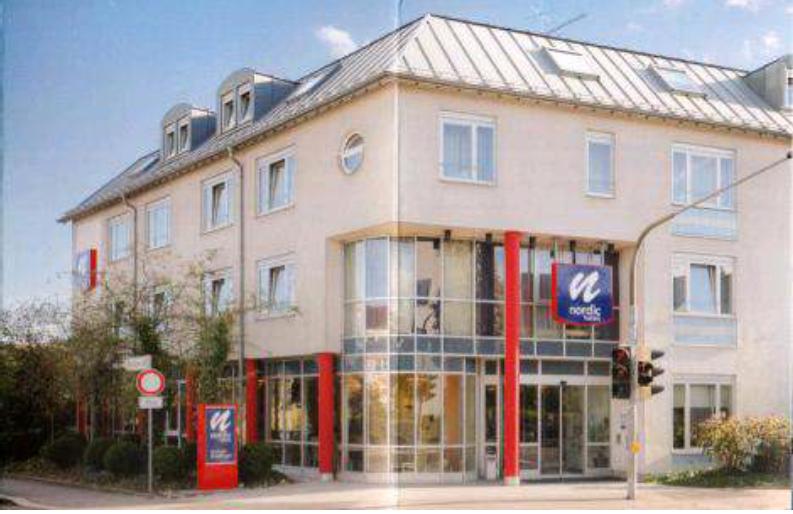 Отель, гостиница в Штутгарте, Германия, 2200 м2 - фото 1