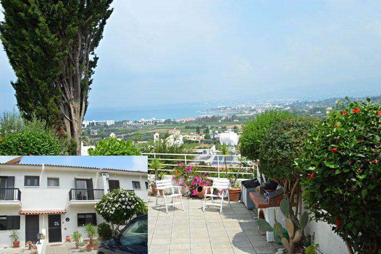 Таунхаус в Пафосе, Кипр, 120 м2 - фото 1