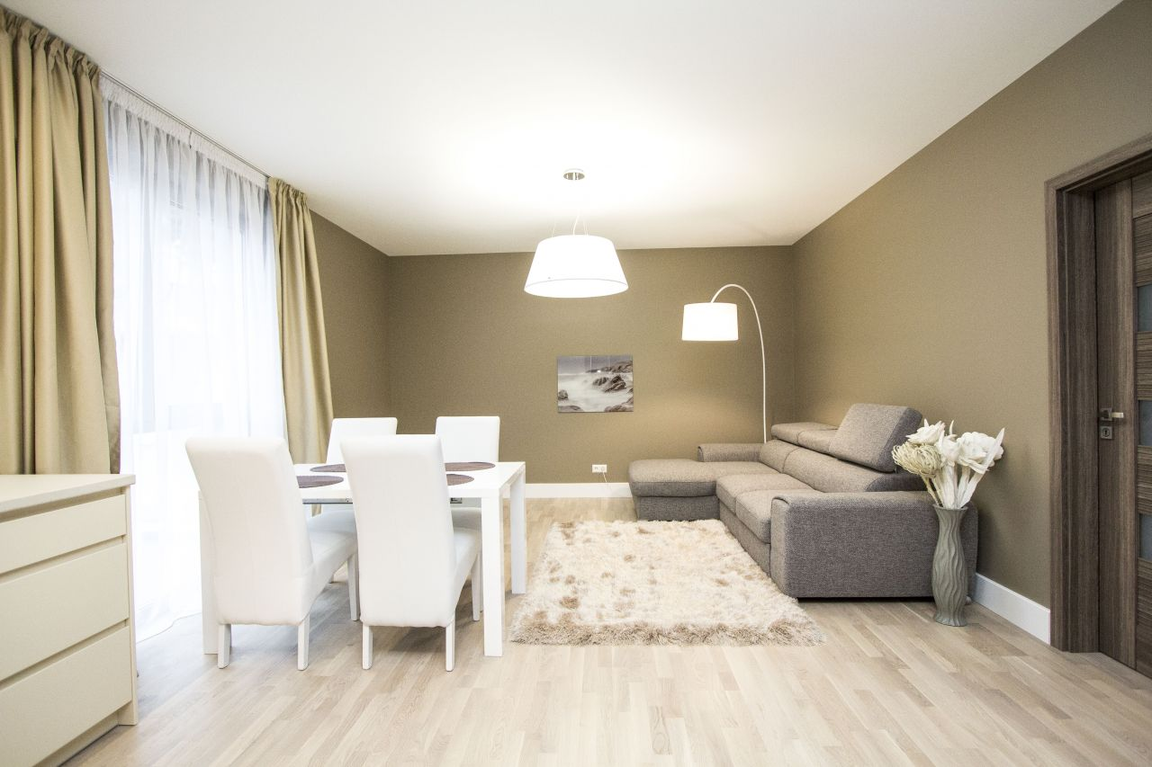 Апартаменты в Юрмале, Латвия, 100 м2 - фото 1