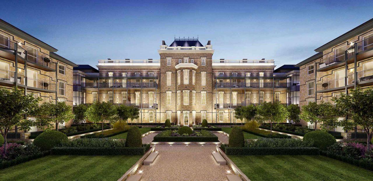 Апартаменты в Лондоне, Великобритания, 86 м2 - фото 1
