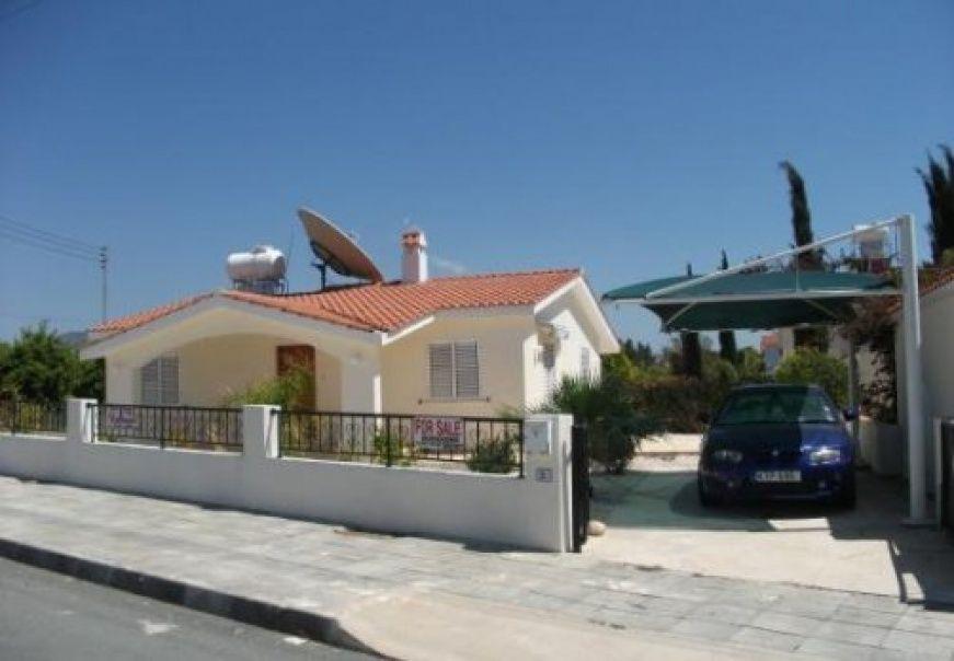 Бунгало в Пафосе, Кипр, 500 м2 - фото 1