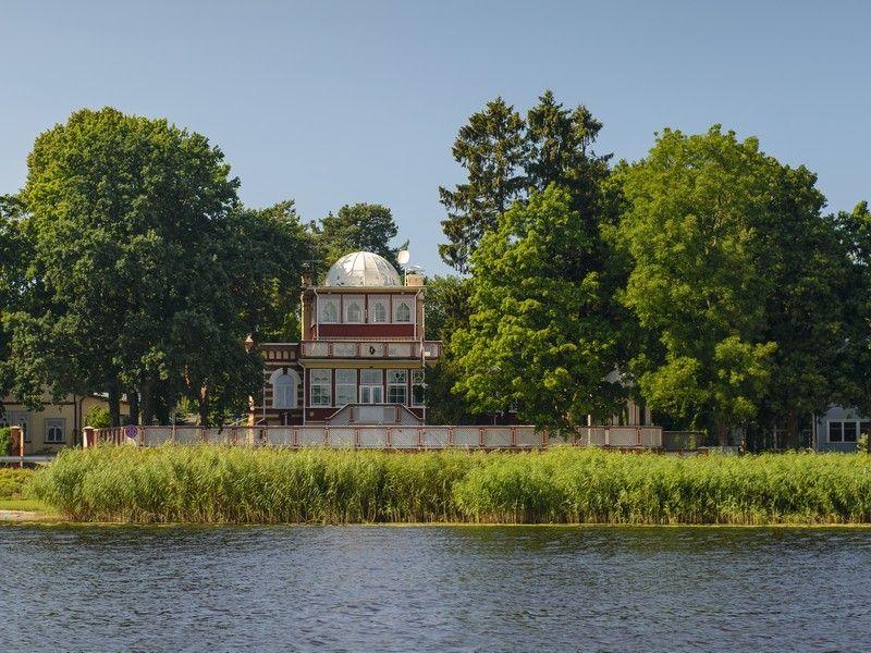 Дом в Юрмале, Латвия, 2132 м2 - фото 1