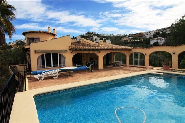 Недвижимость в пего испания