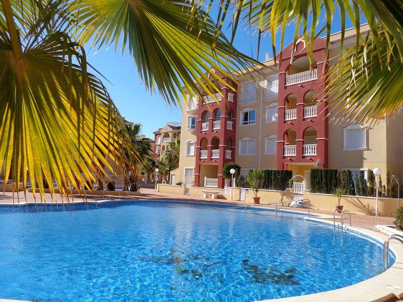 Апартаменты на Коста-Калида, Испания, 75 м2 - фото 1
