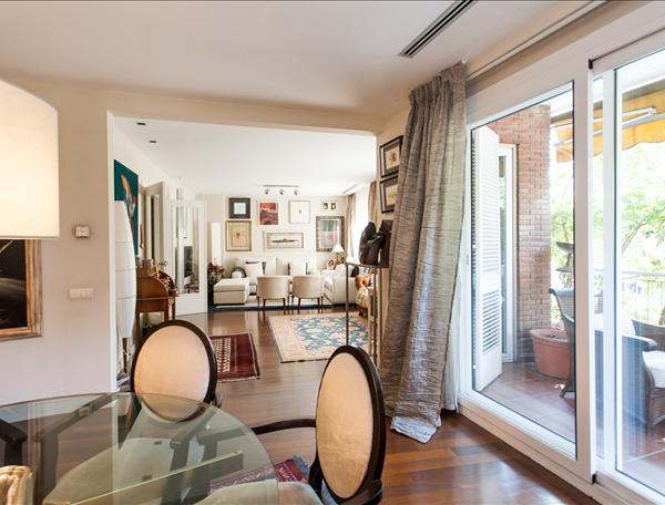 Квартира в Барселоне, Испания, 200 м2 - фото 1